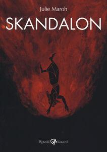 Libro Skandalon Julie Maroh