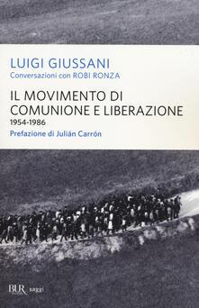 Voluntariadobaleares2014.es Il movimento di Comunione e Liberazione (1954-1986) Image
