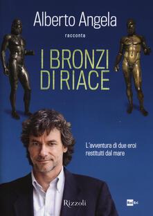 Associazionelabirinto.it I bronzi di Riace. L'avventura di due eroi restituiti dal mare Image