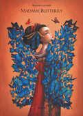 Libro Madame Butterfly Benjamin Lacombe