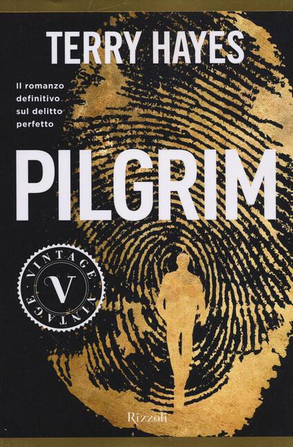 Pilgrim - Terry Hayes - copertina