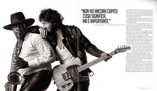 Libro Springsteen. Album per album Ryan White 2