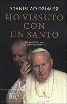 Listadelpopolo.it Ho vissuto con un santo. Conversazioni con Gian Franco Svidercoschi Image