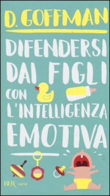 Equilibrifestival.it Difendersi dai figli con l'intelligenza emotiva Image