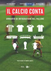 Il calcio conta. Annuario di infografiche nel pallone