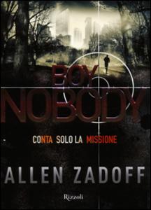 Libro Boy Nobody Allen Zadoff