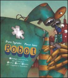 Winniearcher.com Robot Image