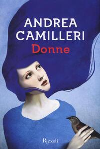 Libro Donne Andrea Camilleri