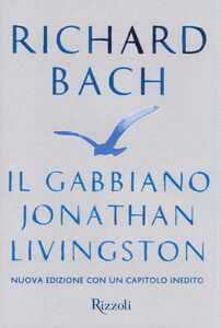 Libro Il gabbiano Jonathan Livingston Richard Bach