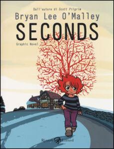 Foto Cover di Seconds, Libro di Brian L. O'Malley, edito da Rizzoli Lizard