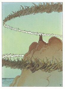 Foto Cover di Paradiso, Libro di Dante Alighieri,Moebius, edito da BUR Biblioteca Univ. Rizzoli 1