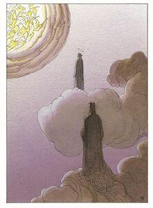 Foto Cover di Paradiso, Libro di Dante Alighieri,Moebius, edito da BUR Biblioteca Univ. Rizzoli 2