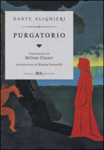 Libro Purgatorio Dante Alighieri , Milton Glaser 0