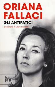 Libro Gli antipatici Oriana Fallaci