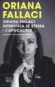 Libro Oriana Fallaci intervista sé stessa-L'Apocalisse Oriana Fallaci