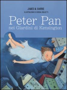 Libro Peter Pan. Nei giardini di Kensington James M. Barrie