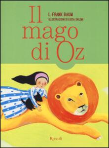 Foto Cover di Il mago di Oz, Libro di L. Frank Baum, edito da Rizzoli