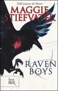 Libro Raven boys Maggie Stiefvater