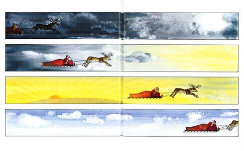Foto Cover di Babbo Natale, Libro di Raymond Briggs, edito da Rizzoli 4