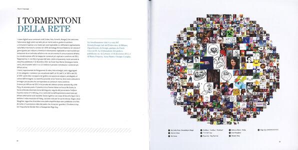 Libro Le mappe del sapere. Visual data di arti, nuovi linguaggi, diritti. L'infografica ridisegna le conoscenze. Catalogo della mostra (Milano 15 novembre-14 dicembre 2014)  1