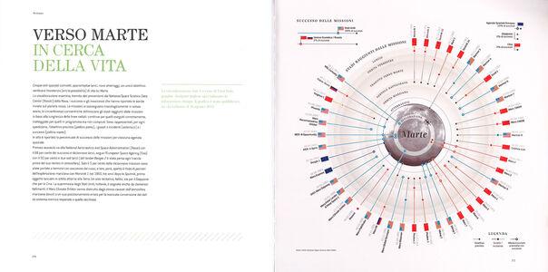 Libro Le mappe del sapere. Visual data di arti, nuovi linguaggi, diritti. L'infografica ridisegna le conoscenze. Catalogo della mostra (Milano 15 novembre-14 dicembre 2014)  4