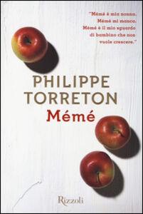 Libro Mémé Philippe Torreton