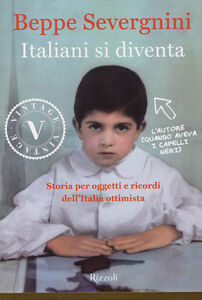 Libro Italiani si diventa Beppe Severgnini