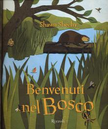 Winniearcher.com Benvenuti nel bosco. Libro pop-up Image