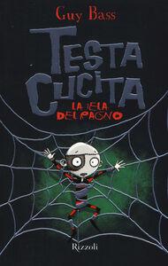 Libro La tela del ragno. TestaCucita Guy Bass