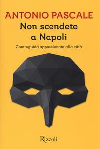 Non scendete a Napoli. Controguida appassionata della città