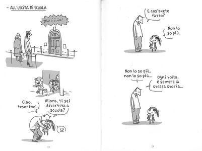 Foto Cover di Diario del cattivo papà. Vol. 3, Libro di Guy Delisle, edito da Rizzoli Lizard 1
