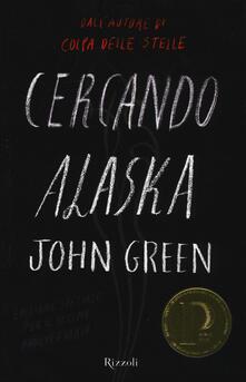 Cercando Alaska - John Green - copertina