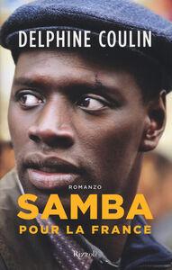 Libro Samba pour la France Delphine Coulin