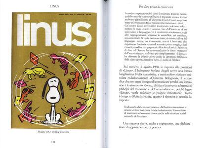 Libro Linus. Storia di una rivoluzione nata per gioco Paolo Interdonato 3