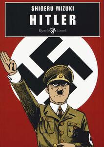 Libro Hitler Shigeru Mizuki 0