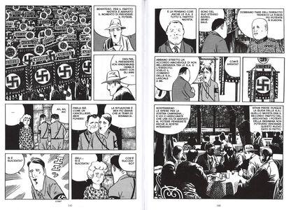 Foto Cover di Hitler, Libro di Shigeru Mizuki, edito da Rizzoli Lizard 2