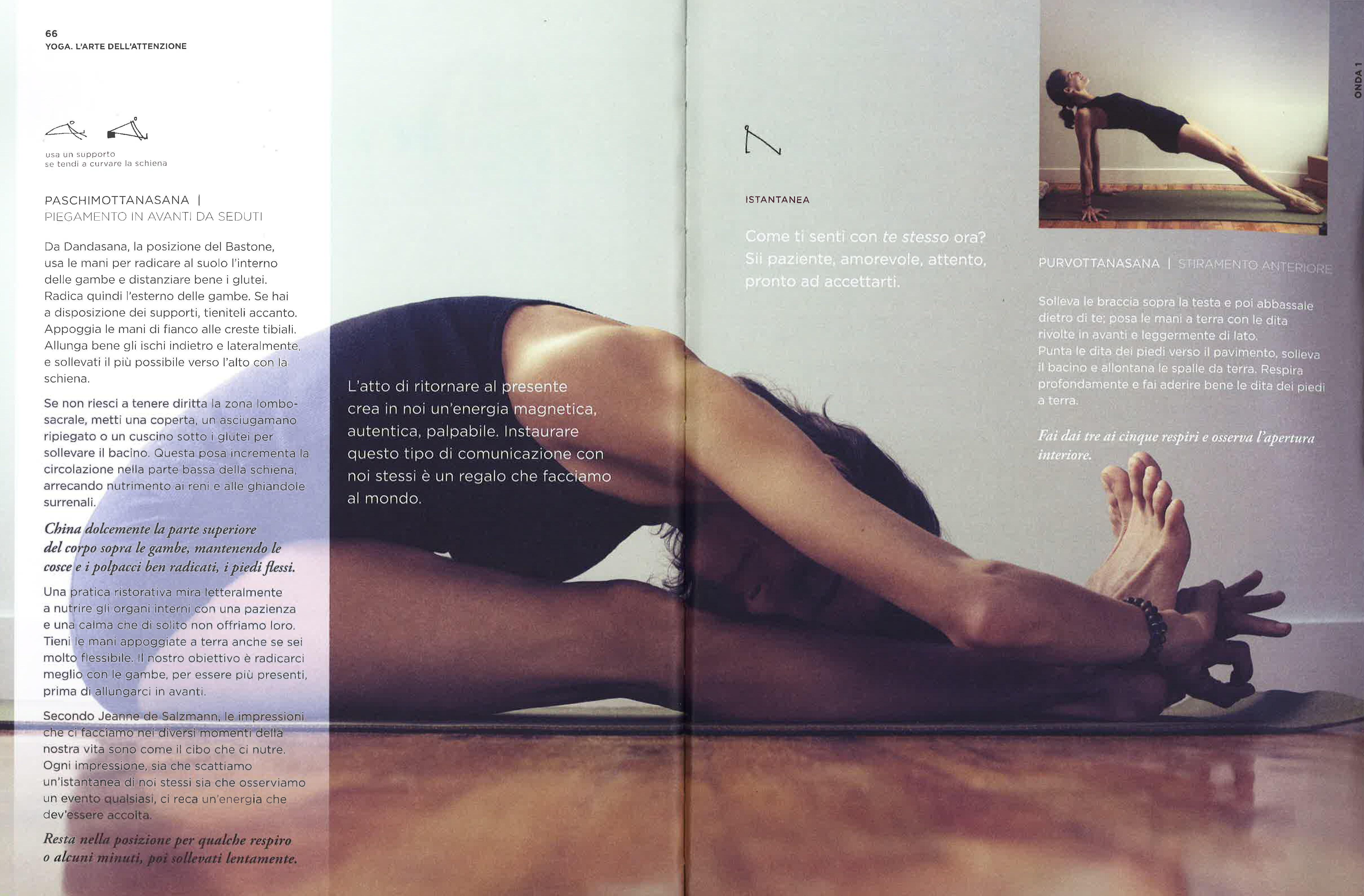 Ufficio Disegno Yoga : Yoga. larte dellattenzione elena brower erica jago libro