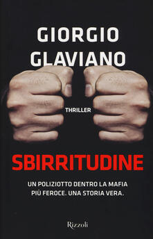 Sbirritudine - Giorgio Glaviano - copertina