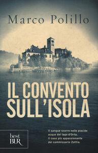 Il convento sull'isola - polillo marco