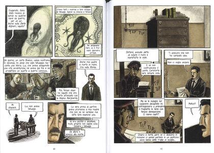 Libro L' illusione della terraferma Otto Gabos 1