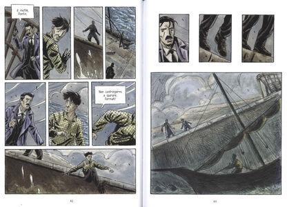 Libro L' illusione della terraferma Otto Gabos 3