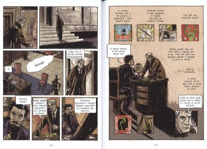 Libro L' illusione della terraferma Otto Gabos 4