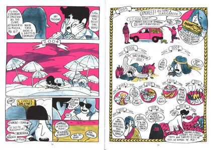 Foto Cover di Effetto Casimir. Ordinaria disevoluzione di una coppia, Libro di Nuke, edito da Rizzoli Lizard 1