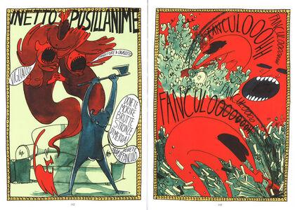 Foto Cover di Effetto Casimir. Ordinaria disevoluzione di una coppia, Libro di Nuke, edito da Rizzoli Lizard 4