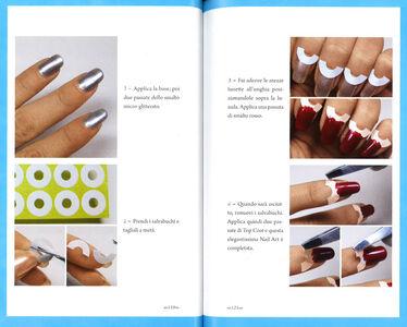 Libro Nail art. Mani curate, uniche e mai banali Mikeligna 3