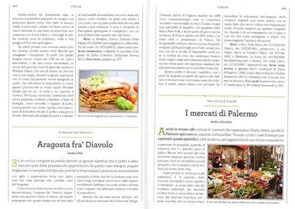 Foto Cover di 1000 cibi da provare nella vita, Libro di Mimi Sheraton Falcone,Kelly Alexander, edito da Rizzoli 1