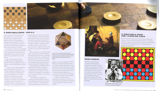Foto Cover di Matemagica. Il grande libro dei giochi, Libro di Ivan Moscovich, edito da Rizzoli 2