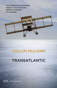 Libro Transatlantic Colum McCann