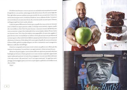 Foto Cover di Te la do io l'America. Italia-New York 50 ricette andata e ritorno, Libro di Joe Bastianich, edito da Rizzoli 1