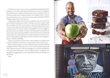 Libro Te la do io l'America. Italia-New York 50 ricette andata e ritorno Joe Bastianich 1